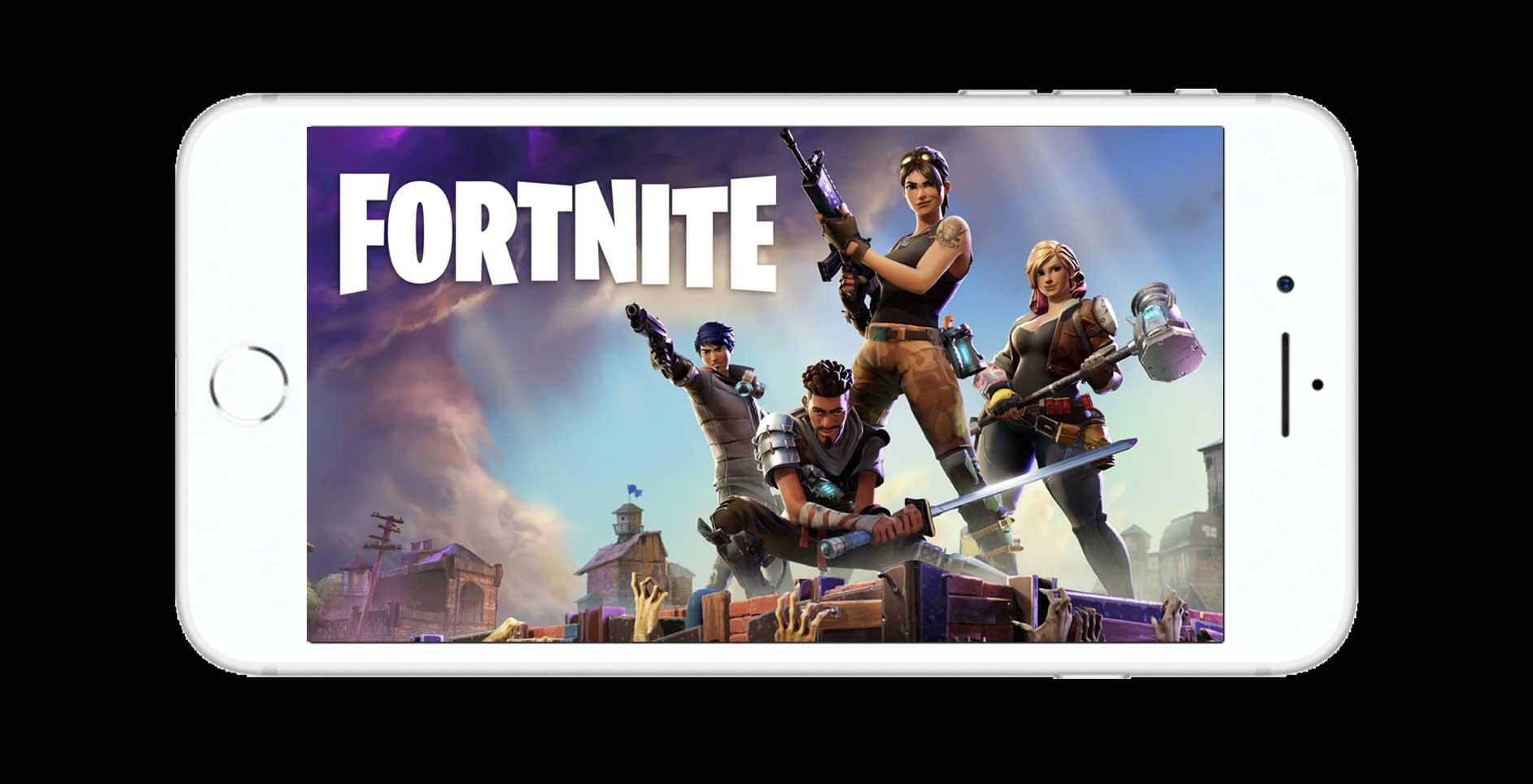 Fortnite: Battle Royale - Kommt für Smartphone & Tablet, Crossplay mit PC und PS4